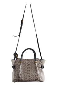 Le Marché Snake Skin Small Bag