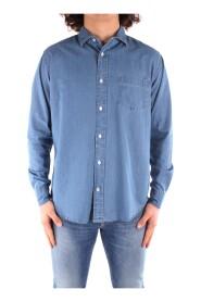 M1GH54 Denim shirt