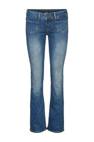 Flared Jeans Low Waist