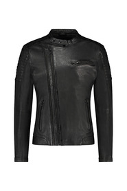 MAYS & ROSE HOOPER LEATHER JACKET
