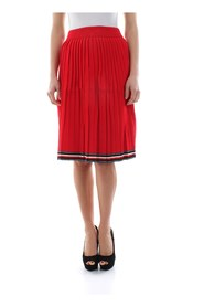 TOMMY HILFIGER WW0WW24443 JESSAH SKIRT Women RED