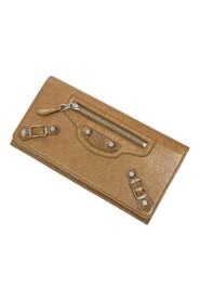 Pre-owned Flap Continental Wallet