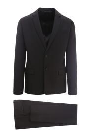 Men's Clothing Suit UAN495G54