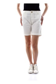MASON'S JAQUELINE CURVIE 4BE1A113 CBE436 SHORTS AND BERMUDAS Women White
