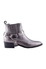 Toral schoenen enkellaarzen Metallic