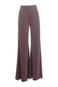 PANTS FLARED JERSEY