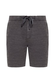 Shorts with tie fastening
