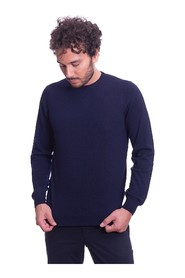 CREW NECK SWEATER IN MERINOS WOOL