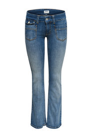 Bootcut jeans Ebba low