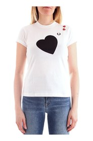 FRED PERRY SG7114 T-SHIRT Women WHITE