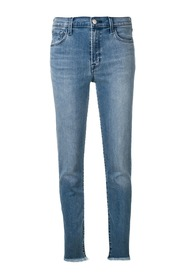2730T210 RAW RUBY 30 HIGH RISE CIGARETTE JEANS