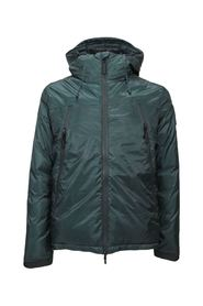 winter down jacket with hood