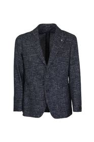 Two-button jacket blazer