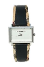 pre-owned Stainless Steel Nova Check Heritage BU2150 Wristwatch