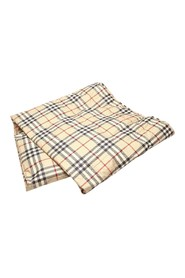House Check Cotton Blanket
