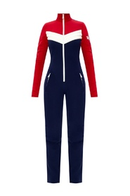 Jumpsuit with logo