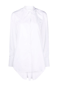 JUSHN SHIRT WITH OPEN BACK. DETAIL