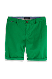 148907 Classic chino short in pima cotton quality 0896
