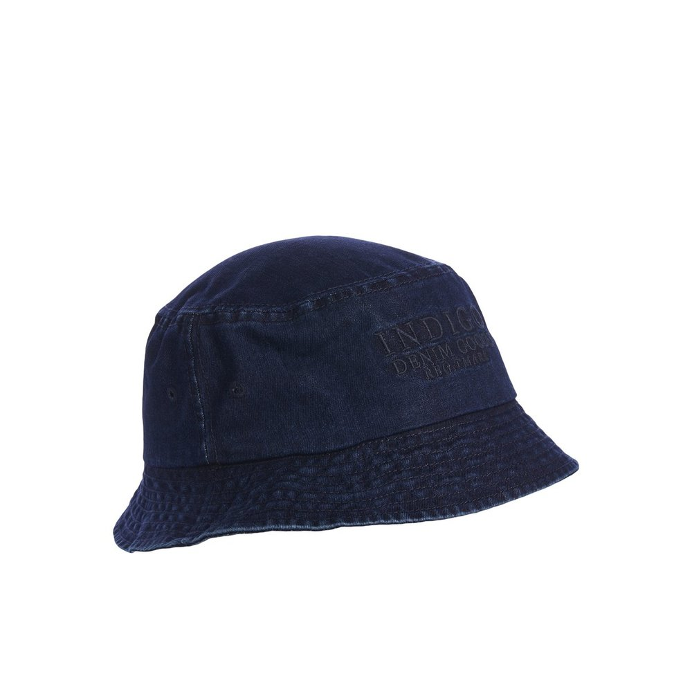 Hoed Denim bucket
