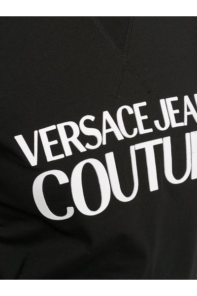 Black T-shirt Versace Jeans Couture T-shirty