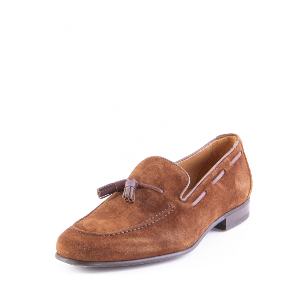 Brown loafers   Berwick   Loafers   Men's shoes