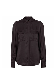 skjorte - Type Solid Gry Blouse