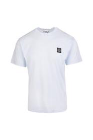 24113 kortærmet T-shirt med korte ærmer