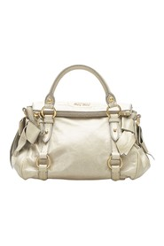 Vitello Lux Satchel