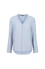 Bluse - Liva Blouse, Blue