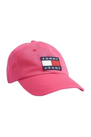 TOMMY HILFIGER AW0AW08148 HERITAGE CAP HAT Women PINK