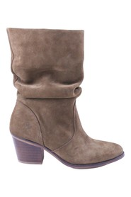 Calf boot Pepe suede