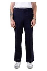 Center Pressed Trousers