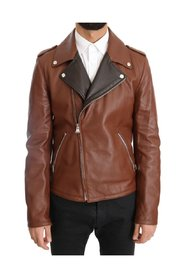 Leather Biker Deerskin Jacket