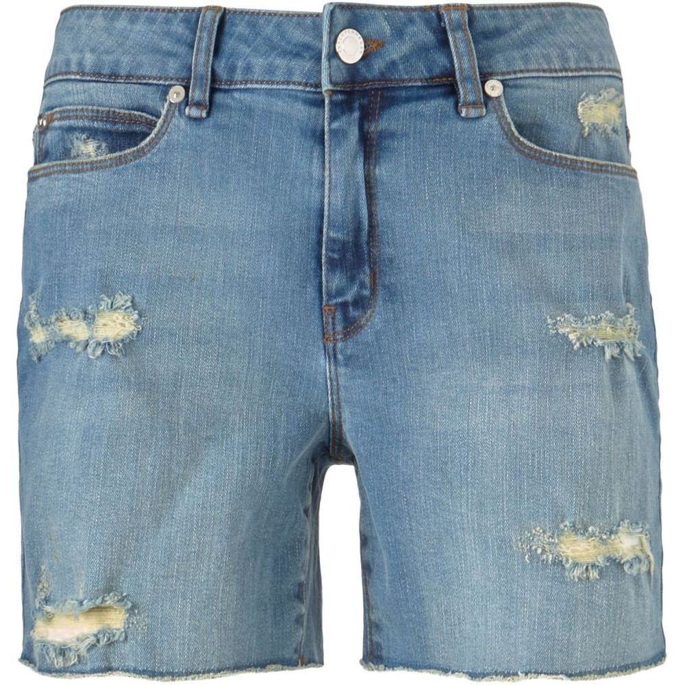 Ree shorts distressed Riva