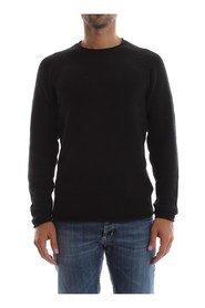 PREMIUM BY JACK&JONES 12124487 DAVE KNIT KNITWEAR Men BLACK