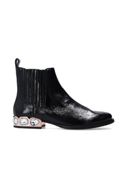 'Bessie' heeled ankle boots