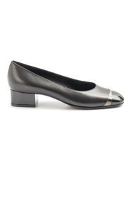 FRANCA With Heel Black