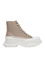 Tread Slick Lace-Up Boots