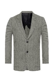 Blazer with notched lapels