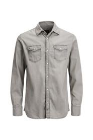 Overhemd met lange mouwen Must have