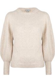salai cable sweater 213406 - 150TRUI