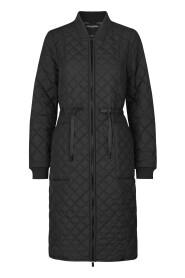 Padded Quilt Coat Klær