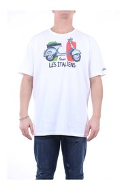 WATERCOLORVESPA Short sleeve