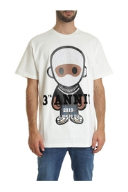 t-shirt cotton Big 3 Eleven NUW19252 081