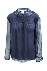 Silk Blouse -Pre Owned Condition Very Good