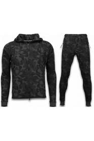 Dresy Windrunner Camo Tracksuits - Camouflage Jogging Suit