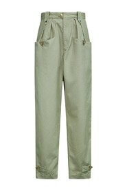Pulcie Tapered Cargo Trousers
