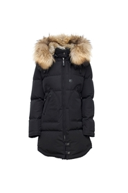 Down jacket Monet Real Fur