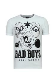 Coole T shirt Mannen
