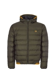 HOODED INSULATE JACKET